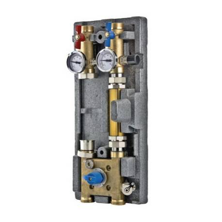 """Насосная группа с байпасом и трехходовым клапаном VALTEC для систем VARIMIX 1 1/4"""" - 3W-KV4"""