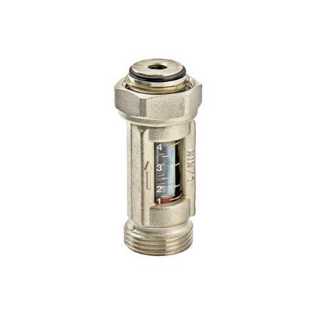 Расходомер 1-4 л/мин (евроконус) VALTEC
