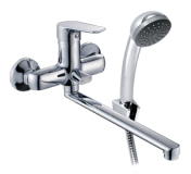 Смеситель для ванны с длинныи изливом NRD1600