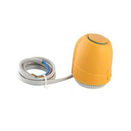 Электротермический сервопривод, норм. ОТКР., питание 220 В VALTEC