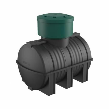 Бак пластиковый для подземного хранения 1000 л.