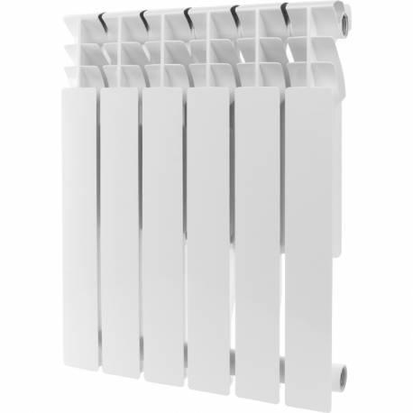 Радиатор PLUS  6 секций 500/100 алюминиевый RR