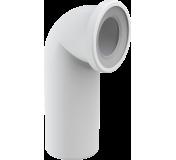 Колено для унитаза 110 мм (90 гр.)  ALСAPLAST